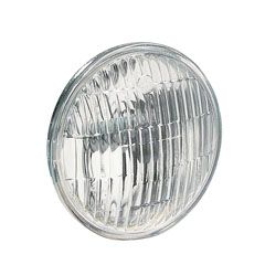 Lamp Sealed Beam flood 114mm 12V50W