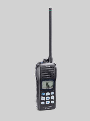 Radio VHF handheld ICOM IC-M25 black+