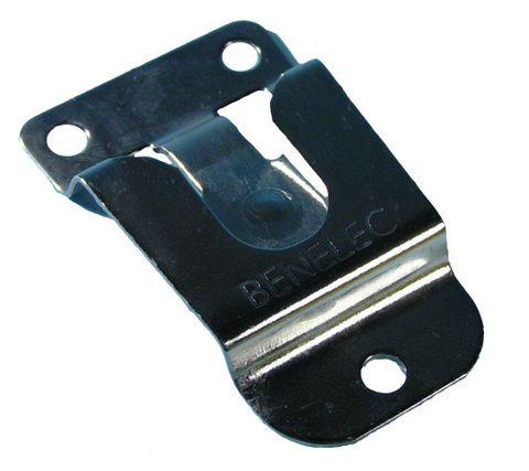 Microphone clip s/steel