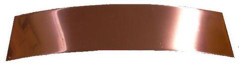 Copper earth strap 50mm x 0,5mm+