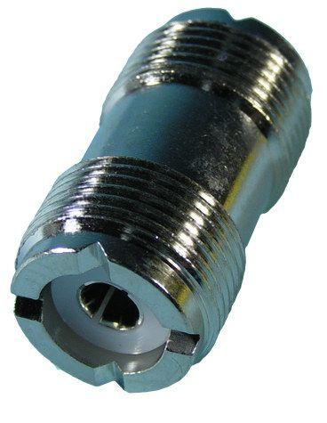 Barrel joiner UHF PL259 (F-F)