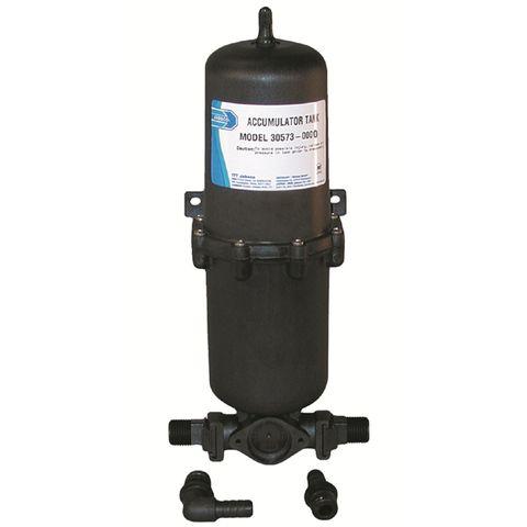 Accumulator tank JAB 1L 12mm hose con+