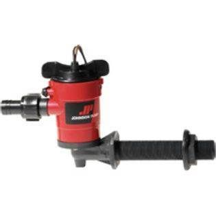 Pump livewell aerator JOH 500GPH 90deg+