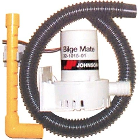 Esky aerator kit JOHNSON PUMP 12V+