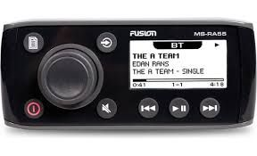 Stereo FUSION MSRA70 w ipod control #