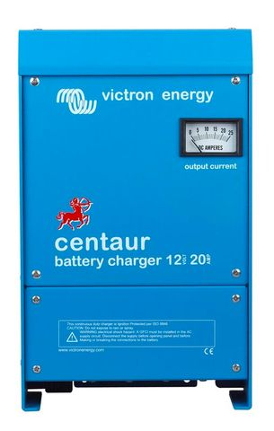 Charger battery VIC CENTAUR 12V20A 3out+