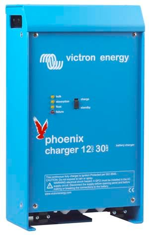 Charger battery VIC PHOENIX 12V30A 2+1 +