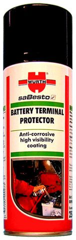 Battery terminal spray Wurth 250g