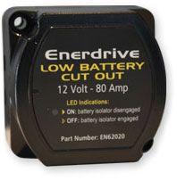 Battery cutout 12V 40A (cut@11Von@12.8V)