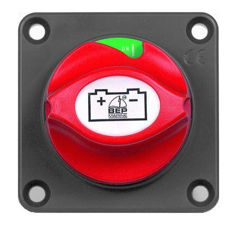 Switch battery 0-I SP BEP 225Apanelmount