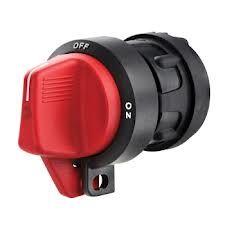 Switch battery 0-I CH 300A+