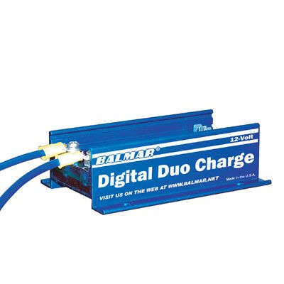 Series charger BALMAR Duocharge