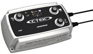 Series Regulator CTEK SMARTPASS +