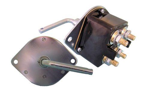 Switch battery 0-I DP Bosch 250/2500A