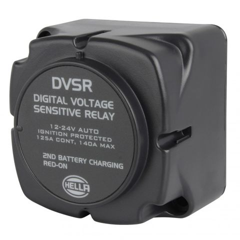 Relay voltage sensitive125A12/24Vdualse+