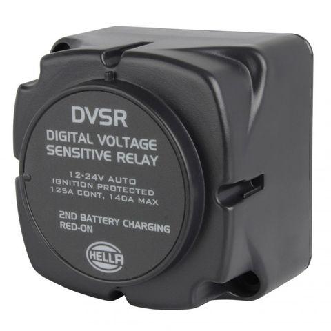 Relay voltage sensitive125A12/24Vdualse+