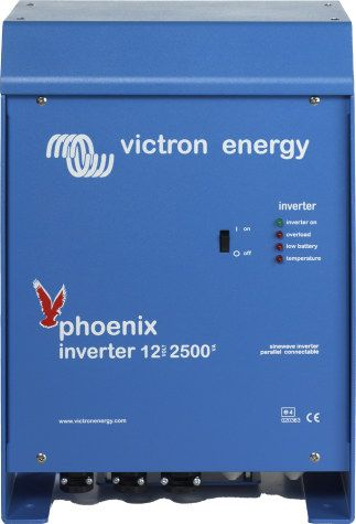 Inverter Victron SW 12V/240V3000VA2400W+