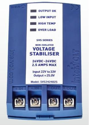 Voltage Stabiliser interVOLT 12/12V 05A