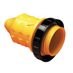 Boot for Marinco line socket small +