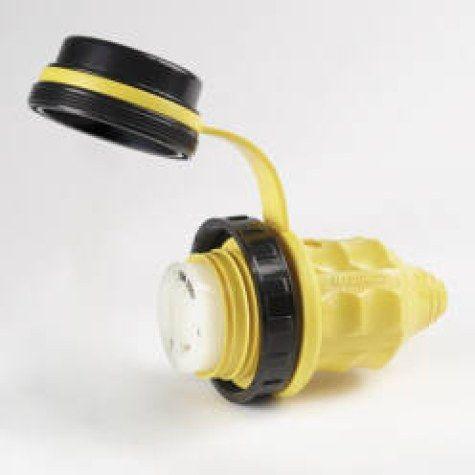 Cap for Marinco inline socket 16A +