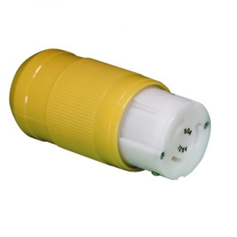 Socket Marinco shorepower 125V 50A line+