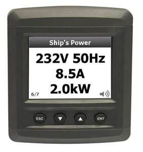 AC systems monitor BEP ACSM V/A/Hz+