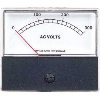Voltmeter BEP analogue 240V ac