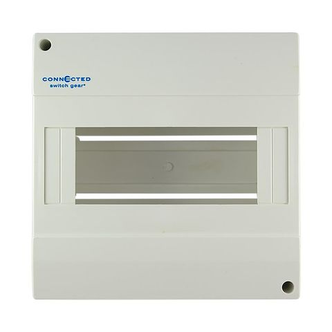 Distribution board surface mount 1 way