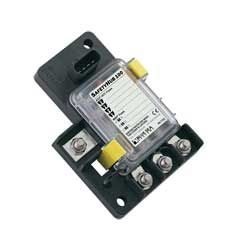Fuseholder BS 3 Midi 4 blade fuses IP66
