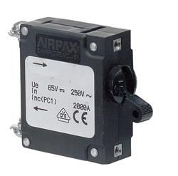 BEP 10A CLB Series Push Reset Thermal Circuit Breaker