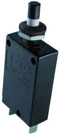 Circuit breaker ETA 05 A switchable+
