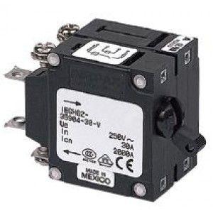 Circuit breaker BEP trip coil DP 15A+
