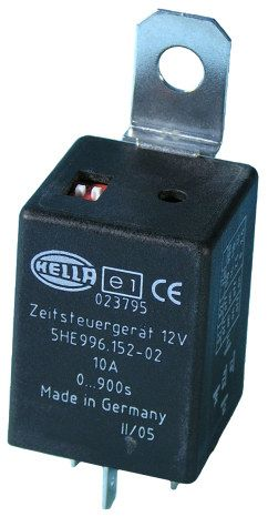 Relay dropout delay timer 0-900s 12V10A+