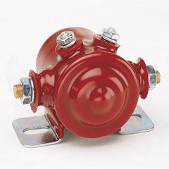 Solenoid 12V85A continuous Cu plasticisd