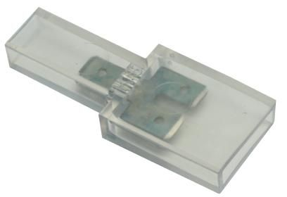 Terminal adaptor 6.3mm spade 1 in- 2 out