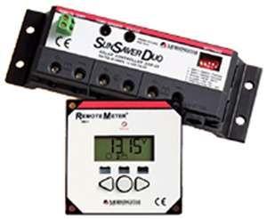 Controller solar MS SS25duo 12V25A+