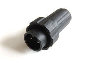 Plug Grafter IP68 250V 12A 2 pin