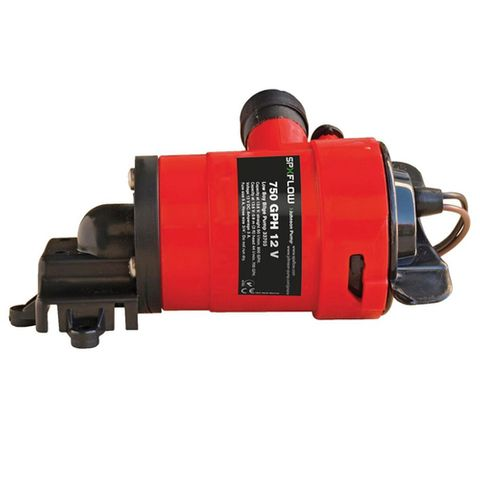 Bilge Pump JOH Low Boy L650LB12V