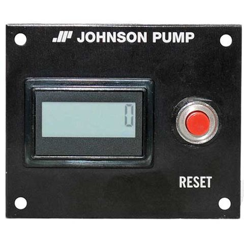 Bilge pump cycle counter JOH 12V+