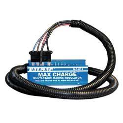 Regulator alt BAL MC614-H w harness 12V+