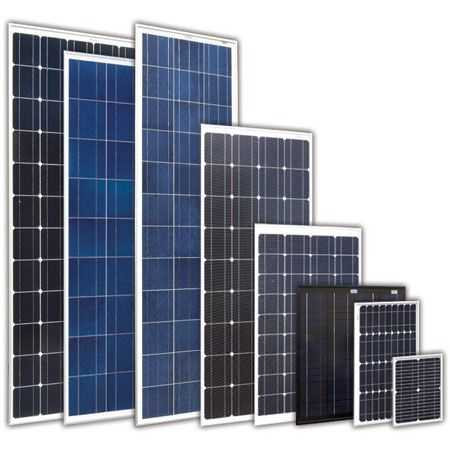 Solar Panel Enerdrive 12V10W 305mmx305mm