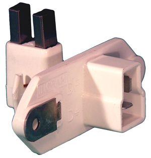 Brush holder for Alternator,D+ & DF term