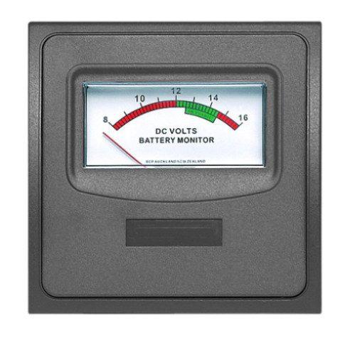 Panel Contour 1000 Voltmeter 12V