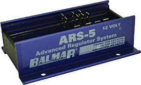 Regulator alt BAL ARS-5-H w harness 12V#