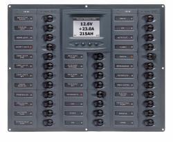 Distr panel DC32 hori digi meter +