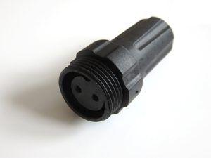 Socket Grafter line IP68 250V 12A 2 pin