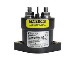 Solenoid BS 12/24V 450Acont 2000A(2,5s)+