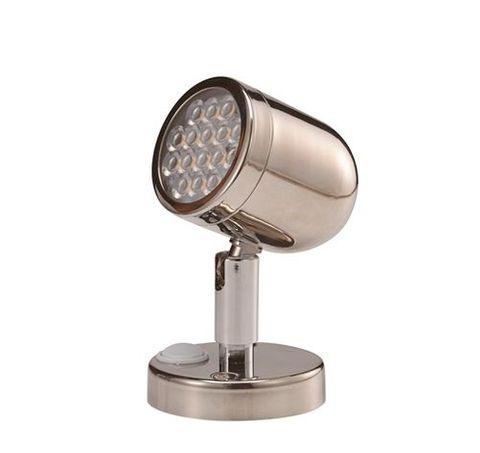 Light bulkhead LED 12/24V