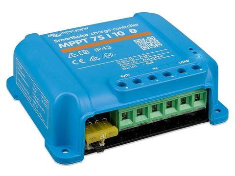 Controller solar VIC MPPSS75V10A 48V+