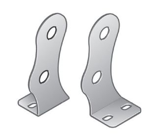 Brackets double mount Sea Hawk 350 &470+